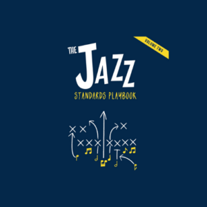 The Jazz Standards Playbook Vol. 2 Course is an in-depth study of 10 more jazz standards that have pivotal lessons to learn for jazz harmony.