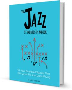 The Jazz Standards Playbook