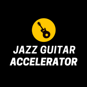 Jazz Guitar Accelerator is our power-house jazz guitar course that helps you unlock your fretboard, boost your chordal vocabulary, and master jazz guitar concepts