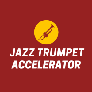 Jazz Trumpet Accelerator is our power-house jazz trumpet course that helps you improve your dexterity, gain greater flexibility, and develop the jazz trumpet sound you have always imagined
